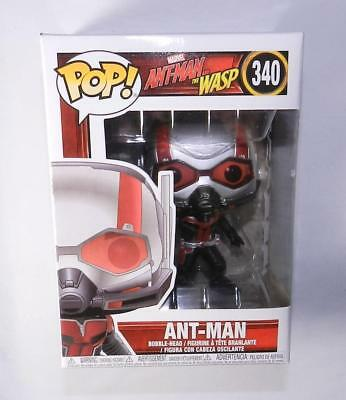 Ant-Man (Masked) - Marvel Ant-Man and the Wasp #340 Funko Pop Figure New In Hand
