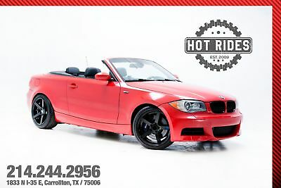 BMW 135i Convertible 2008 BMW 135i Convertible with Tasteful mods!  WE FINANCE!