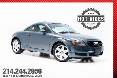 Audi TT Audi TT Coupe 2006 Audi TT Coupe Automatic, Red leather! MUST SEE!