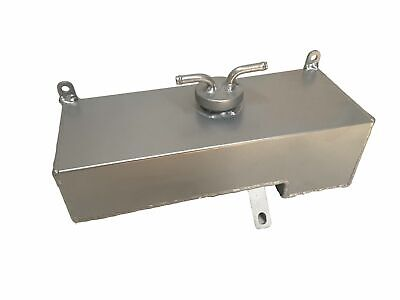 Aluminum Coolant Overflow Tank For 1988-1997 Nissan Gq Patrol Or Ford Maverick
