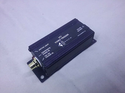 Sonance VT-1 Video Trigger Adapter Excellent Condition