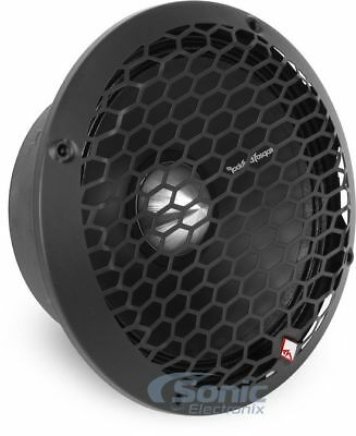 New Rockford Fosgate PPS4-8 8-Inch 250 Watt 4-Ohm MidRange Car Stereo Speaker