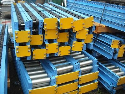 Materials Handling Rollers. Gravity Conveyors And Skate Rails.