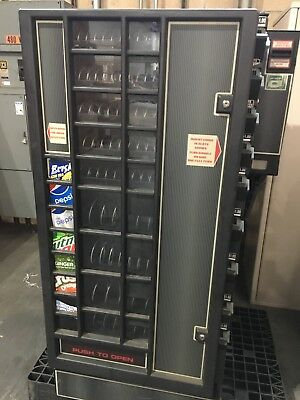 Antares combo snack and soda vending machine