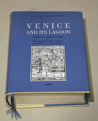 Venice and its Lagoon - Giulio Lorenzetti - Lint Books