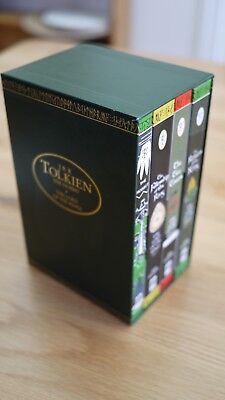 The Hobbit & The Lord of the Rings Boxed Set by J. R. R. Tolkien - EXC CONDITION