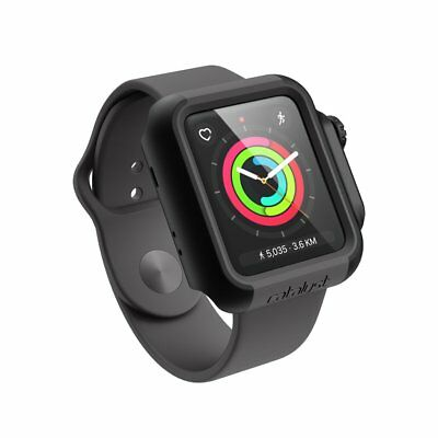 Catalyst Impact Protection For 42Mm Apple Watch S2 & S3 (Black & Space Gray)