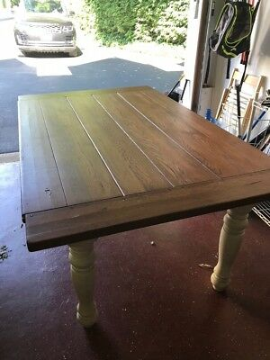 Dining Table set for 6 - Solid Wood