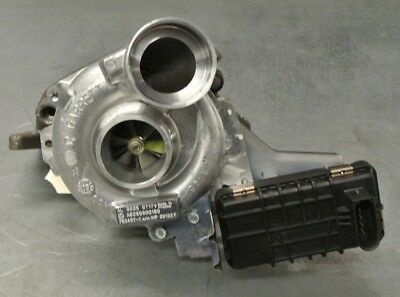 Mercedes Turbocharger A6290900180