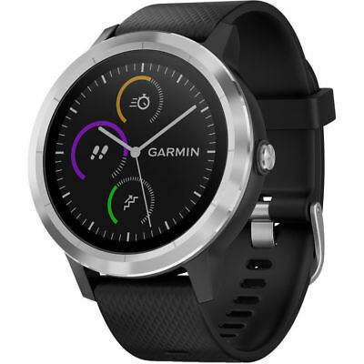 Garmin vivoactive 3 (Black with Stainless) XK