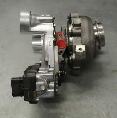 Mercedes Turbocharger A6290900780