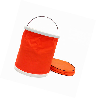 Outlook Design SE' CHIELLO, Seau flexible, Orange