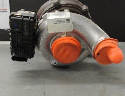 Mercedes Turbocharger A6420902386