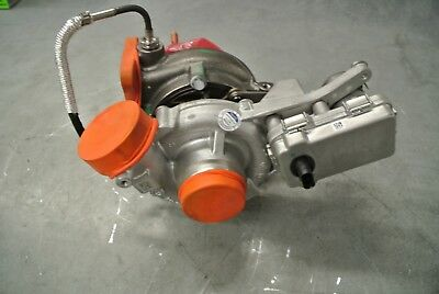 Mercedes Turbocharger A6510900586