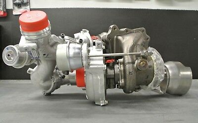 Mercedes Turbocharger A6510903480