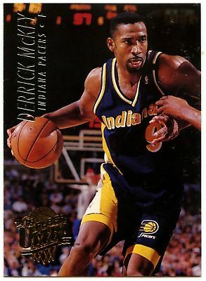 C475 MARK JACKSON #74 Indiana Pacers FLEER ULTRA 1994-5 Basketball carte