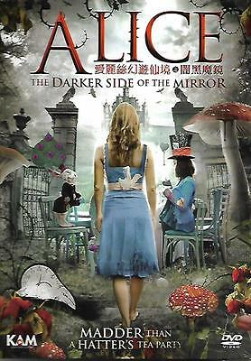 Alice The Darker Side of the Mirror DVD Nathan Hamer Trey Hatch NEW Eng Sub R3