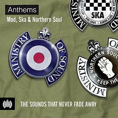 MoS Anthems Mod Ska - Ministry Of Sound 3CD Sent Sameday*