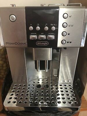 Delonghi Prima Donna Automated Coffee Machine