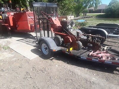 2004 Ditch Witch 1230H  Walk Behind Trencher