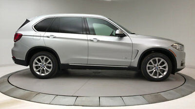 BMW X5 sDrive35i Sports Activity Vehicle sDrive35i Sports Activity Vehicle 4 dr Automatic Gasoline 3.0L STRAIGHT 6 Cyl Gl