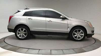 Cadillac SRX FWD 4dr Premium Collection FWD 4dr Premium Collection SUV 3.6L V6 Cyl SILVER