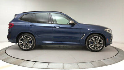 BMW X3 M40i Sports Activity Vehicle M40i Sports Activity Vehicle New 4 dr Automatic Gasoline 3.0L STRAIGHT 6 Cyl Phy
