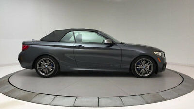 BMW 2 Series M235i M235i 2 Series Low Miles 2 dr Convertible Gasoline 3.0L STRAIGHT 6 Cyl Mineral G