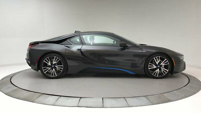 BMW i8 2DR CPE 2DR CPE Low Miles Coupe 1.5L 3 Cyl Crystal White Pearl Metallic w/BMW i Frozen B