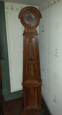 Antique French MORBIER GRANDFATHER CLOCK Dated 1839