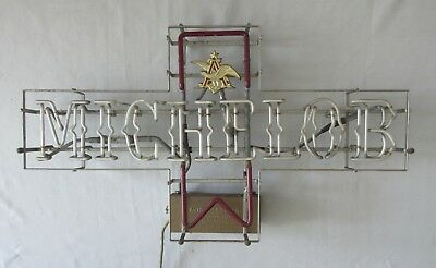 """Replacement Tube For Michelob Beer Neon Sign - """"ELOB"""" Tube"""