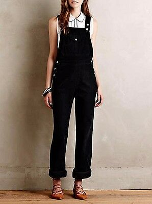 5cad5bf1d9 ANTHROPOLOGIE Alexa Chung for AG Bunny Overalls NwT 2 4 made in USA