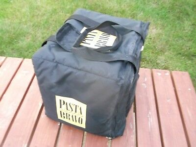 USED Pizza Hut (Pasta Bravo) Insulated Appetizer Carrier
