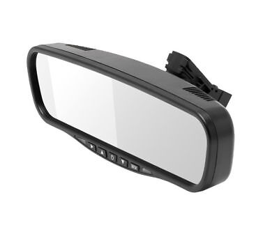 "Crimestopper MIR-45BT Universal 4.5"" LCD Rear View Mirror Monitor System"