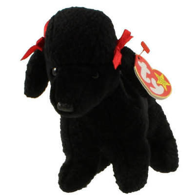 New TY Beanie Baby GIGI the Poodle Dog 6inches 1997