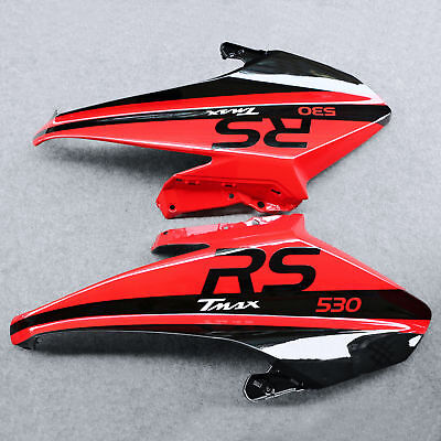 Left & Right Batwing Fairing Bodywork Fit For Yamaha TMAX500 XP500 2008-2011
