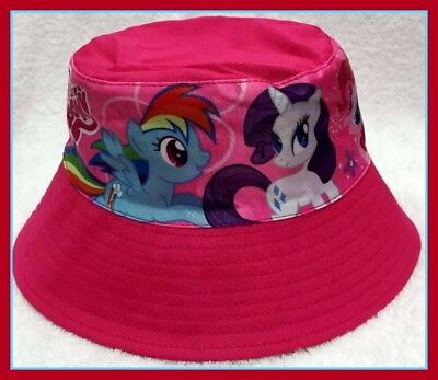 Children's Cotton Bucket Hat - My Little Pony - Girls gift