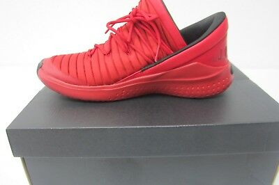 db982995178da4 Men s Air Jordan Flight Luxe Lifestyle Shoe Red Black Szs 9   919715-601