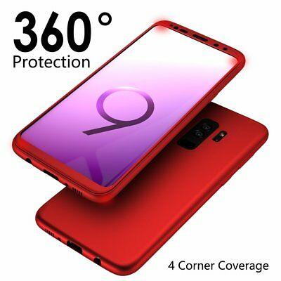 for Samsung Galaxy S9 & S9 Plus Luxury Ultra Slim Shockproof Bumper Case Cover