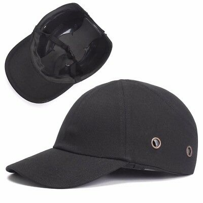 UK Baseball Bump Caps Lightweight Safety Hard Hat Head Protection Protect Cap