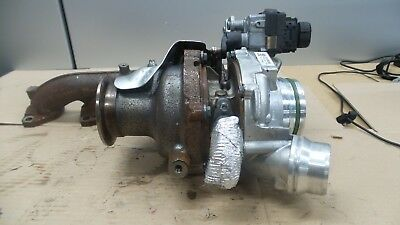 Turbocharger BMW 8570082