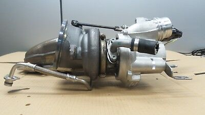 Turbocharger BMW 7634486