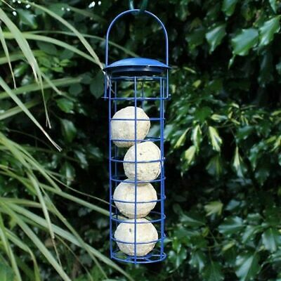 BIRD FEED Treat Suet FAT BALLS SET - 4 Pcs WITH FEEDER / 6 Pcs / 10 Pcs / 50 Pcs