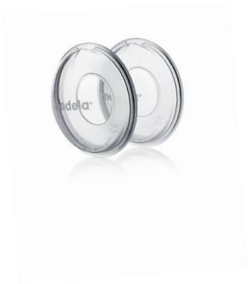 Medela Breastmilk Collection Shells For Heavy Leakage With A Snug Comfort Fit