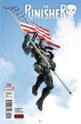 Marvel - The Punisher #224 First Print