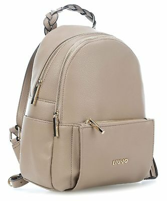 Borsa Liu Jo Zaino Arizona A18052 Bag Backpack Nero Beige Arenaria Blu Rosso Red