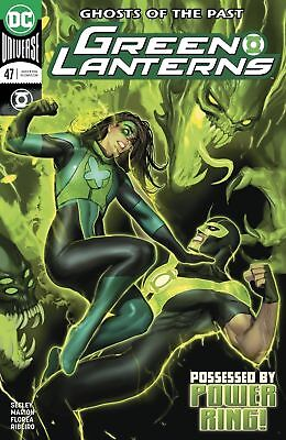 Dc Comics Green Lanterns #47 1St Print