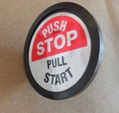 Start & Stop Knob With Label For Hobart Saw Models 5700 5701 5801 6614 6801