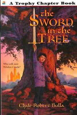 The Sword in the Tree by Clyde Robert Bulla (English) Paperback Book Free Shippi