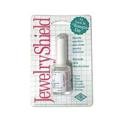 Allergy Jewelry Shield Paint On Protective Barrier (1/2 Ounce)